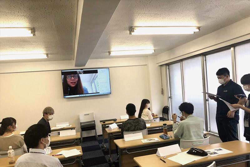 留学前・集中授業【1・2年生】